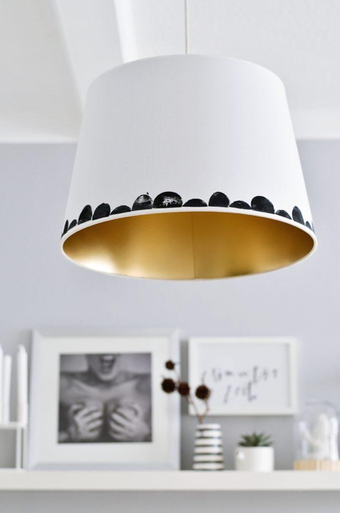 DIY IKEA Hack: Pimp my Jära Lampenschirm