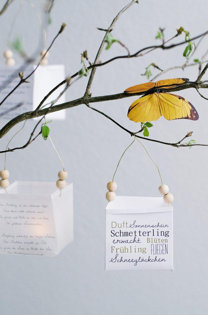 DIY: Lichttüten aus Papier zum Selbermachen