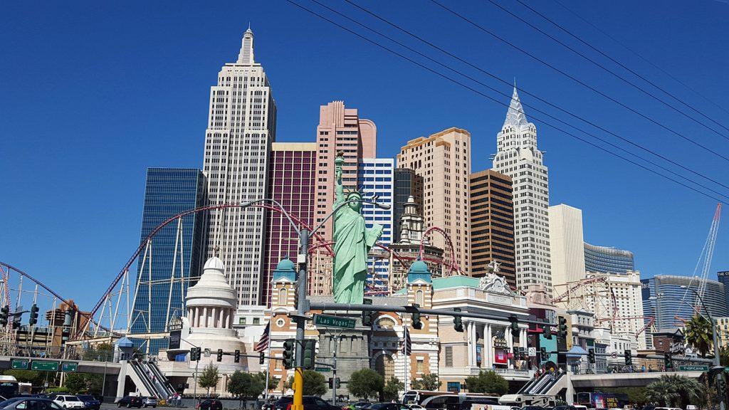 Hotel New York-New York, Las Vegas