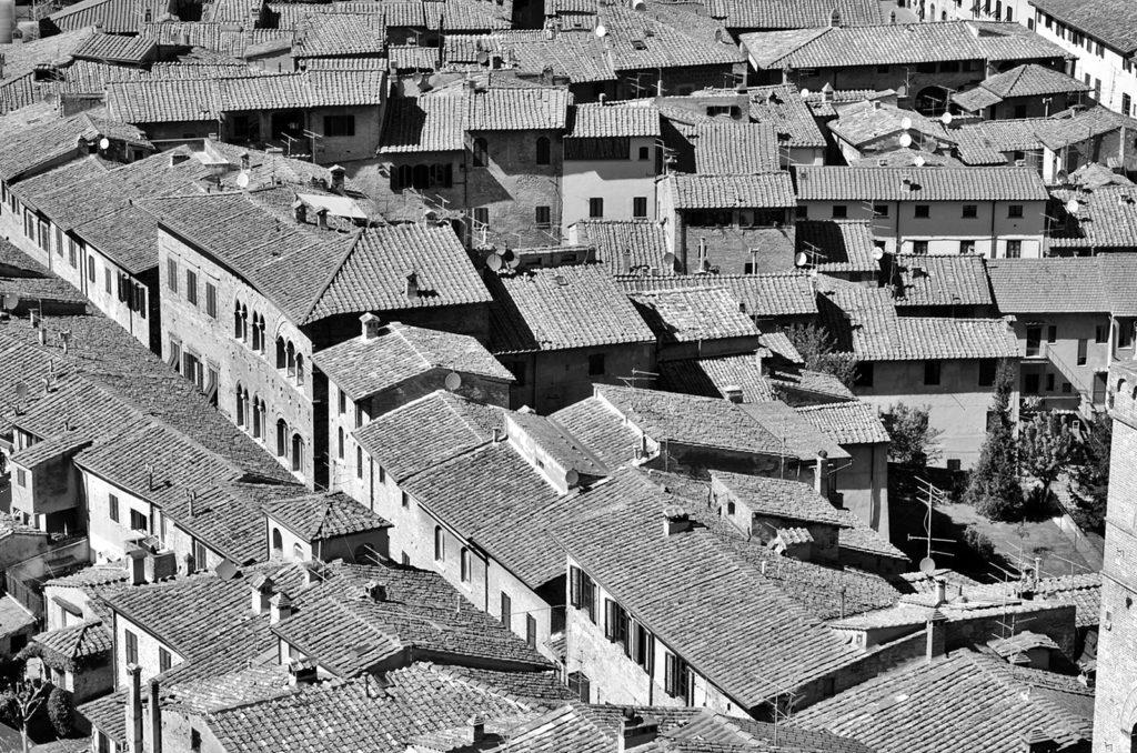 Aussicht San Gimignano
