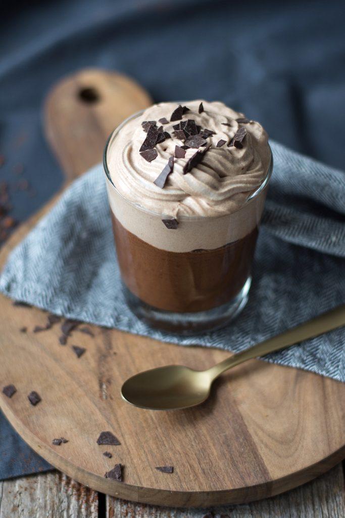 Espresso Mousse au Chocolat