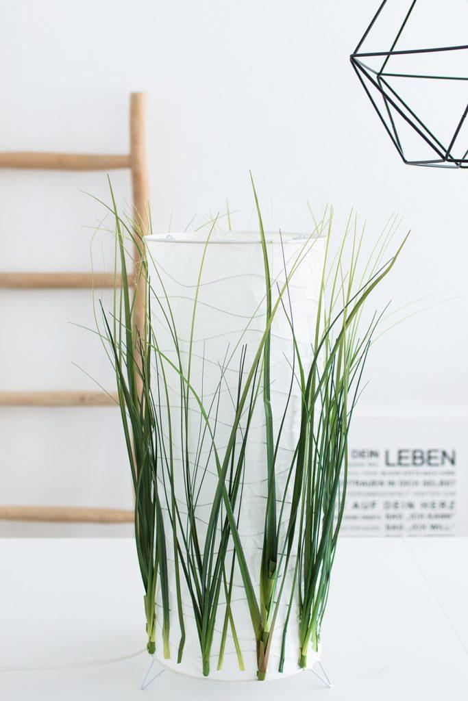 DIY: Von der schlichten Papierleuchte zum Unikat