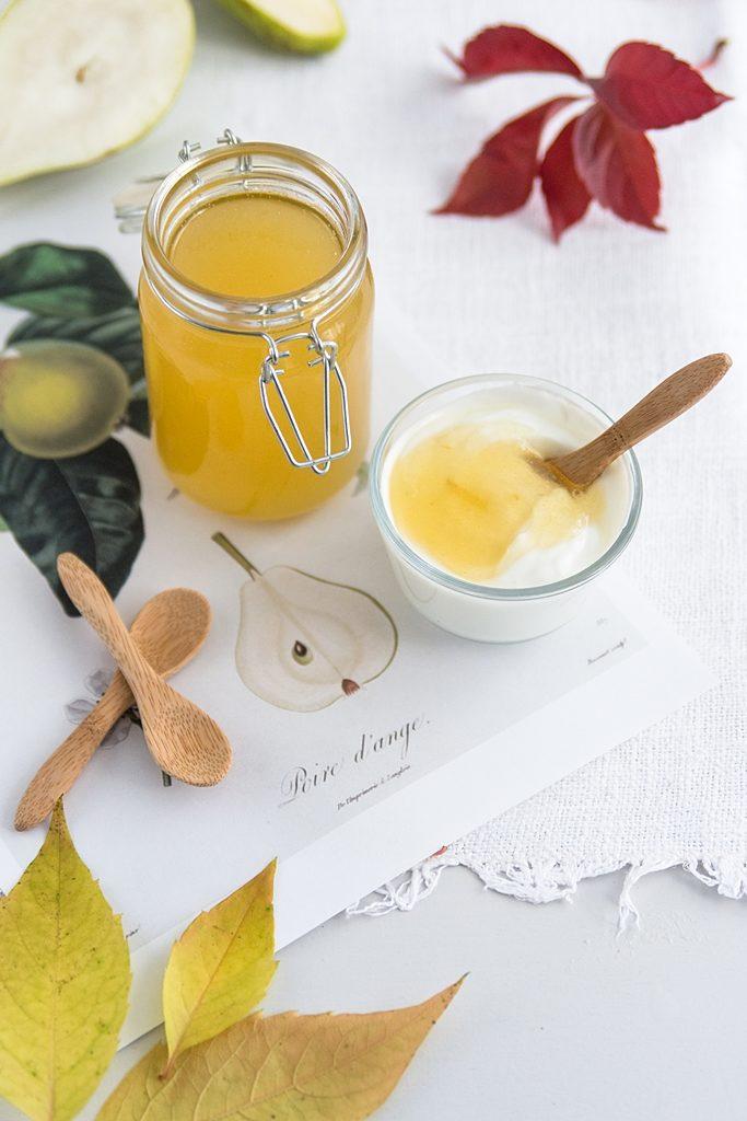 So süß ist der Herbst: Leckeren Birnen-Honig mit nur 2 Zutaten ganz einfach selbermachen