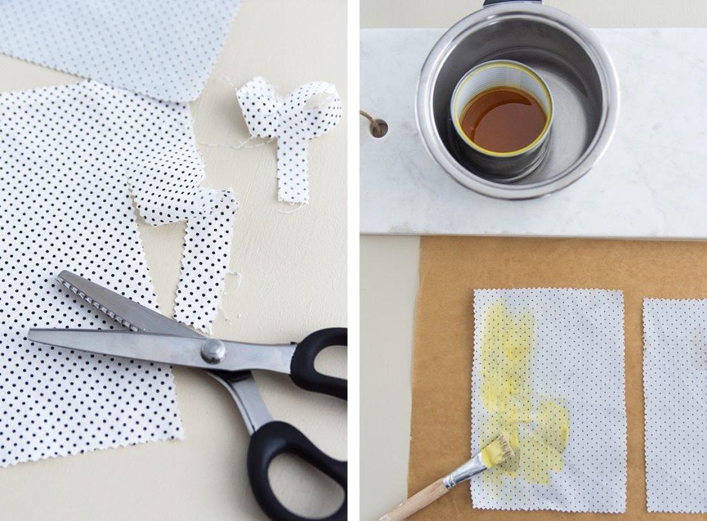 DIY | Bienenwachstücher ganz einfach selber machen