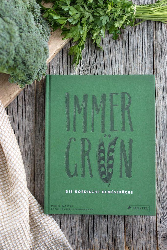 Buchtipp: IMMERGRÜN:  Die nordische Gemüseküche von Mikkel Karstad