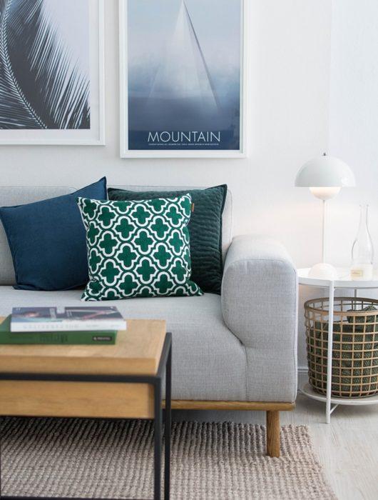 Wir sind SOFAliebt! Unser skandinavisches Design-Sofa ist da! #sofacompany #vilmar