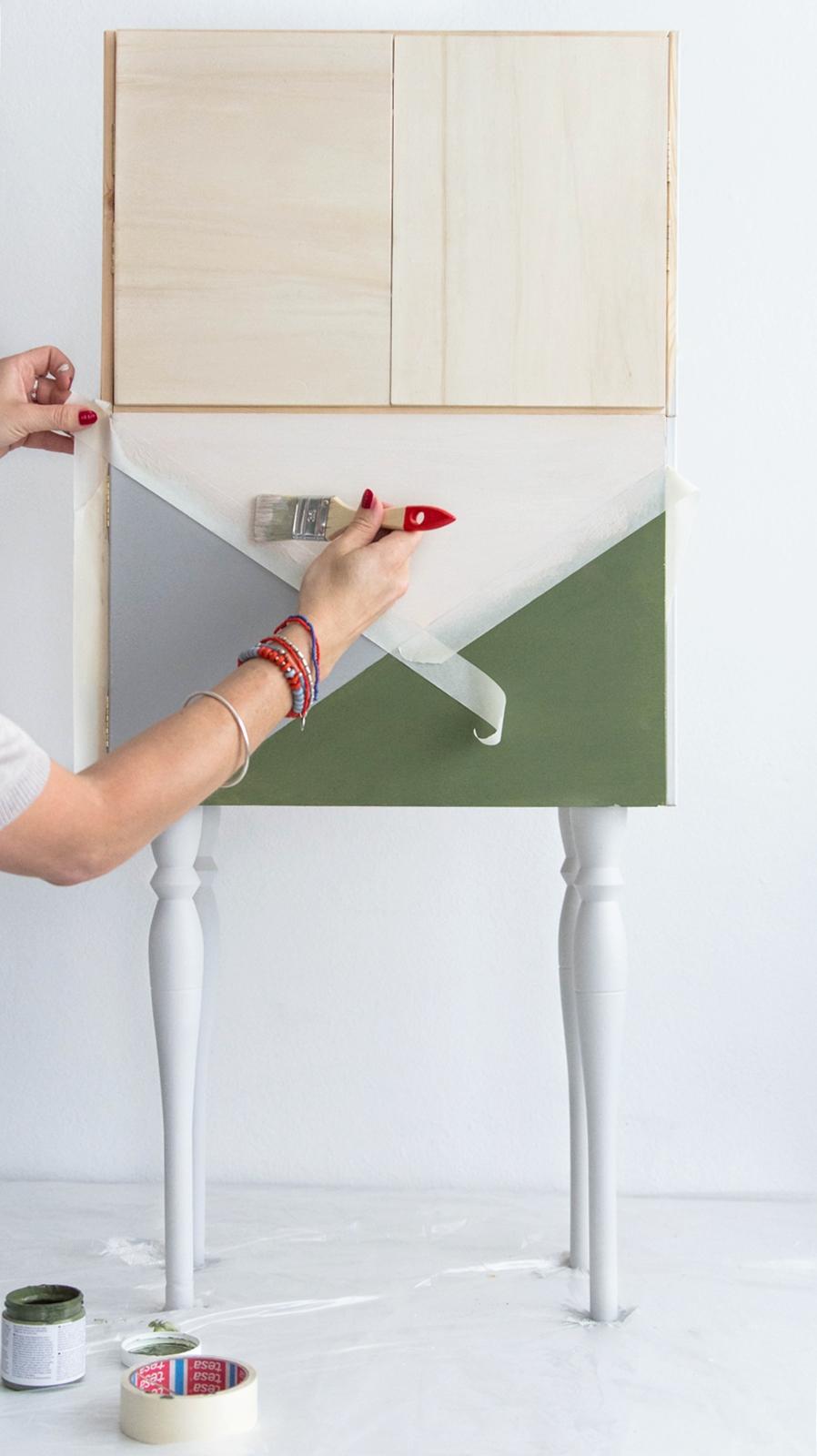 IKEA HACK Knagglig Kiste DIY