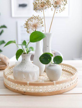 Beton Vasen DIY