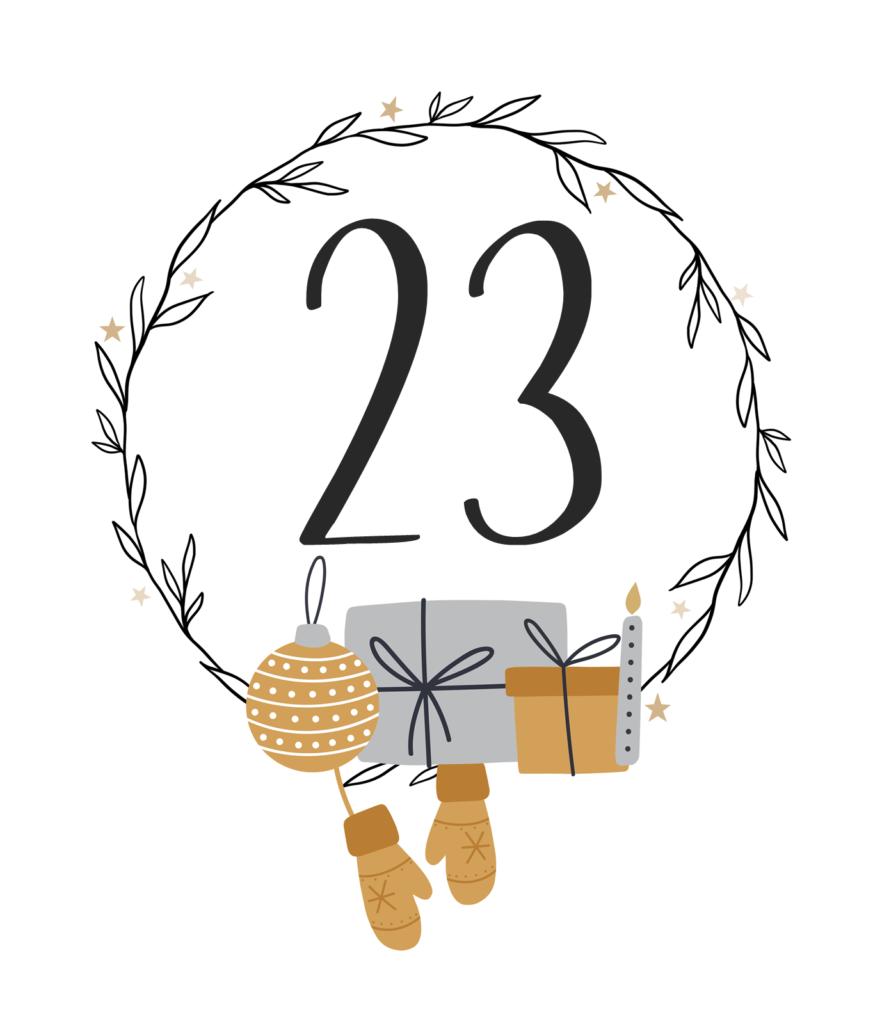 Kreativ-Adventskalender #23: Kerze aus alten Büchern falten