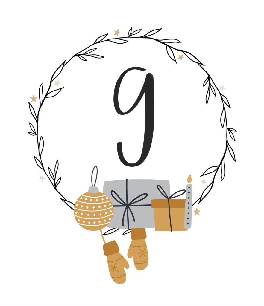Kreativ-Adventskalender #9: Zarte Sterne aus Butterbrottüten