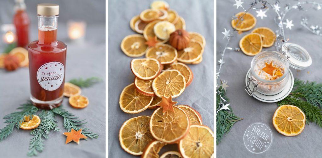Rezepte mit Orangen