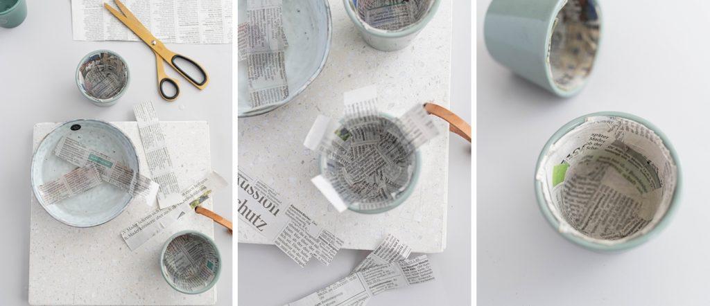Urban Gardening: Kompostierbare Anzuchttöpfchen aus Zeitungspapier selber machen